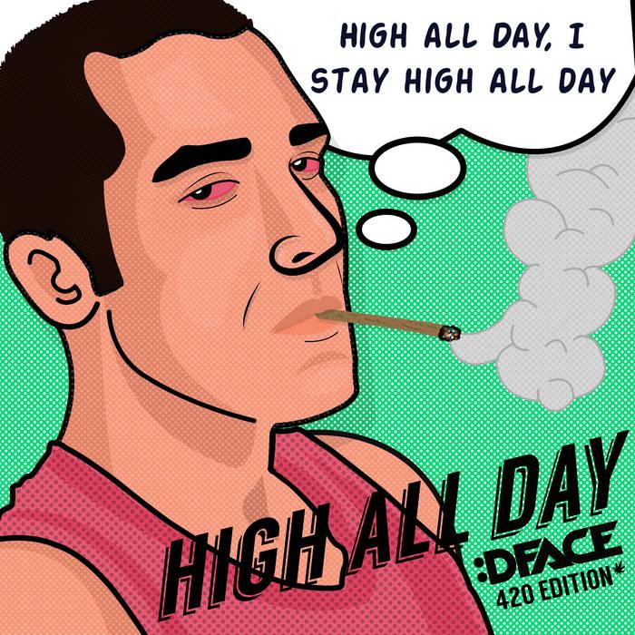 High All Day (feat. Garrett) cover art