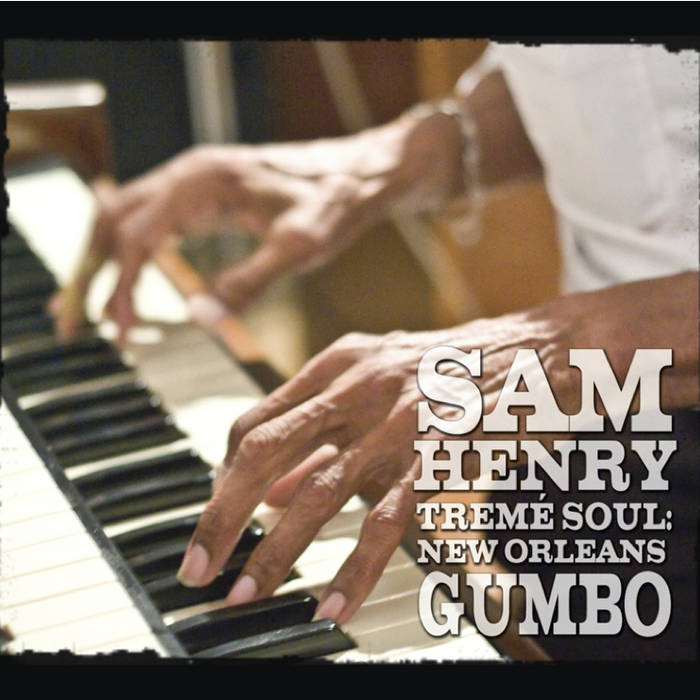 Tremé Soul: New Orleans Gumbo cover art