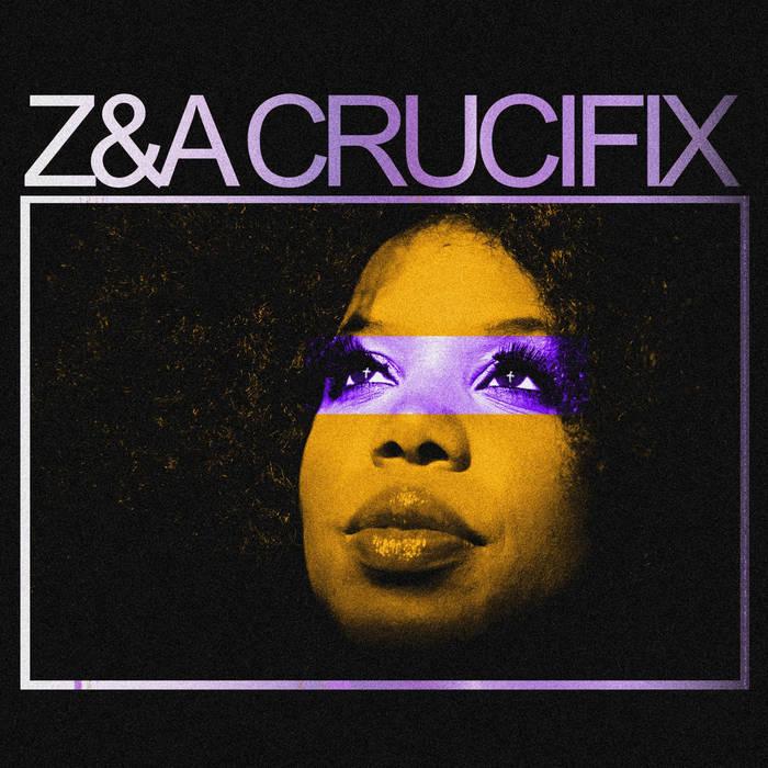 Crucifix cover art