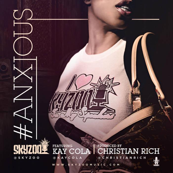 #ANXIOUS cover art