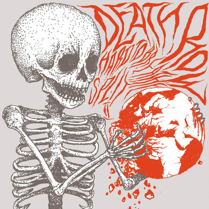 SPLIT II /w HARD TO BREATHE cover art