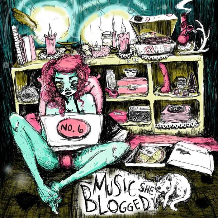 MSB Com-PUNK-ilation #6 - No.Sex cover art