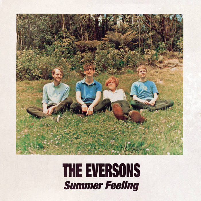 Summer Feeling cover art