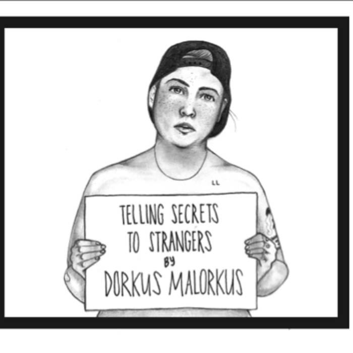 Telling Secrets to Strangers cover art