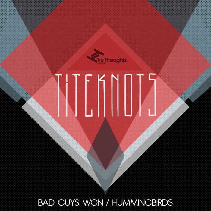 Bad Guys Won / Hummingbirds cover art