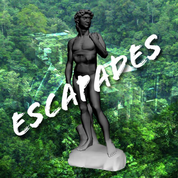 ESCAPADES - LIVE IN BROOKLYN OCT 2010 cover art