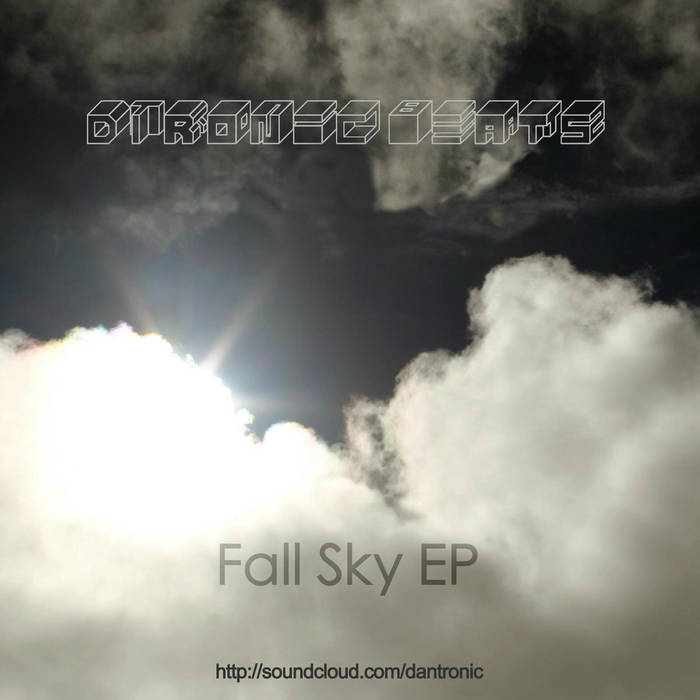 Fall Sky EP cover art