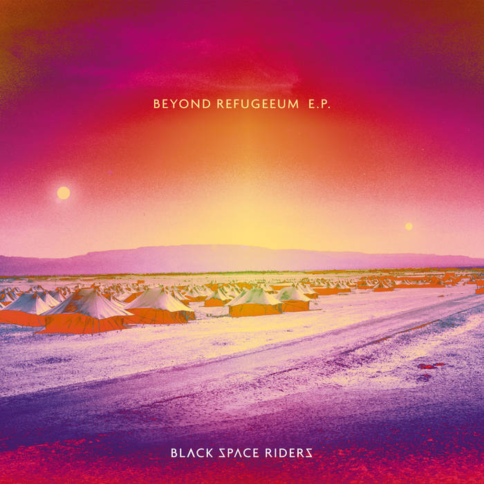 BEYOND REFUGEEUM ep cover art