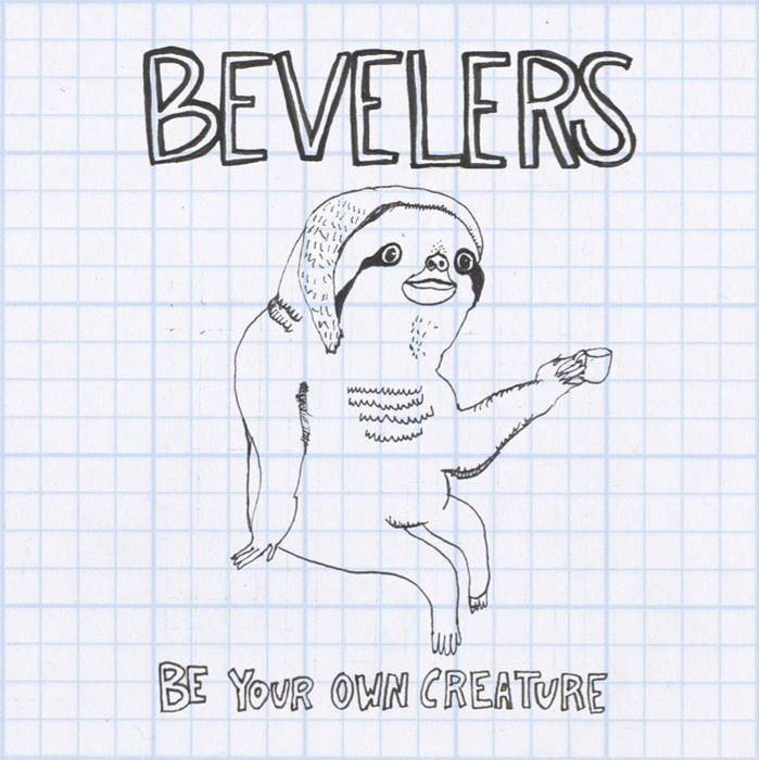 Be Your Own Creature cover art