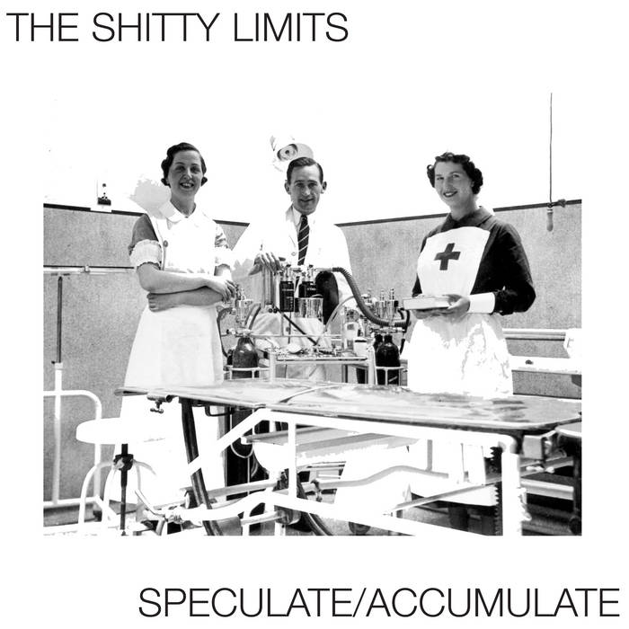 Speculate/Accumulate cover art