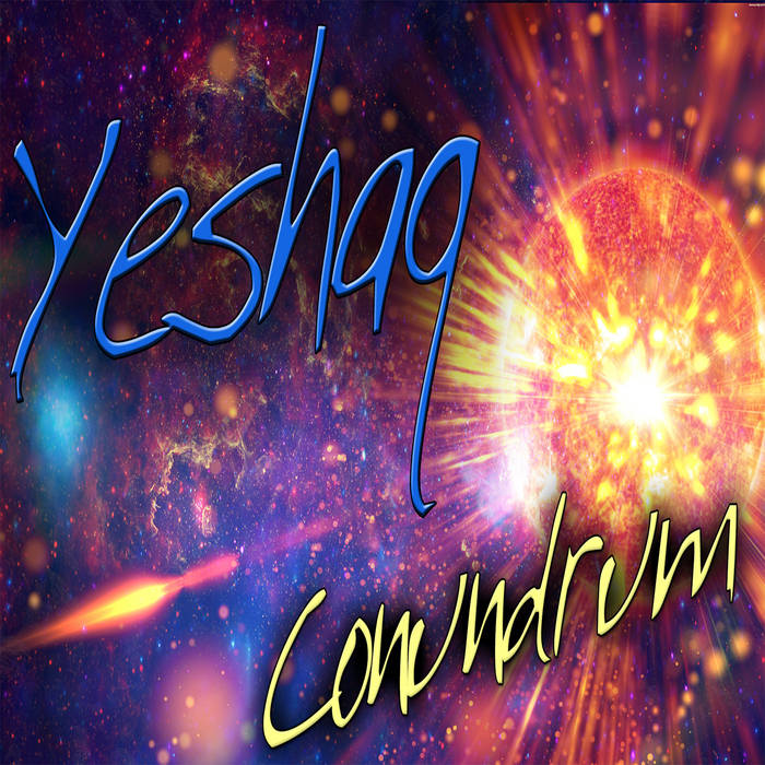 Yeshaq ! - Conundrum (Original Mix) cover art