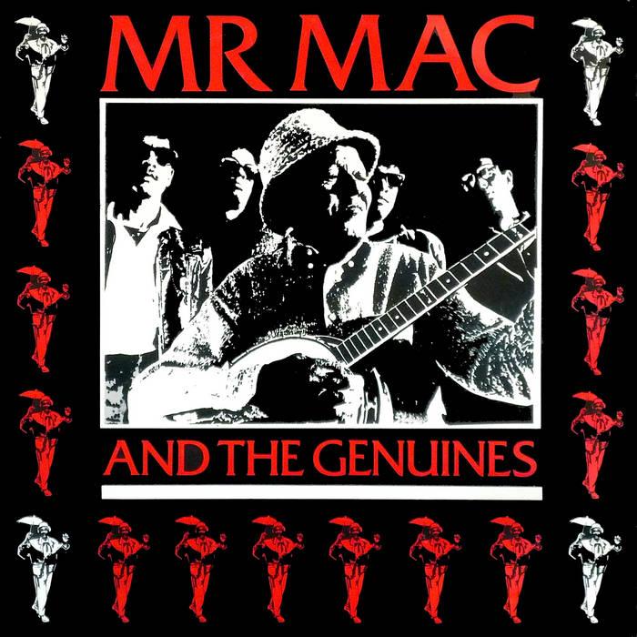 Mr Mac cover art