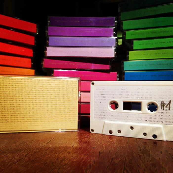 Jan Hertz | A Mixtape Made of Interludes cover art