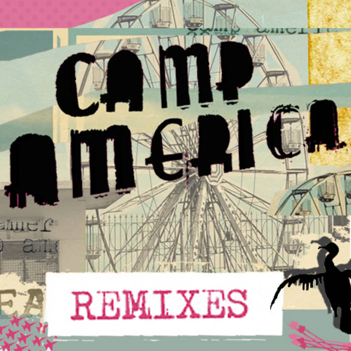 Camp America Remixes cover art
