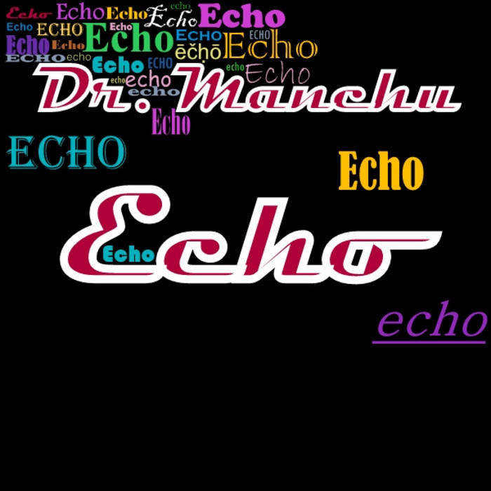 Echo EP cover art