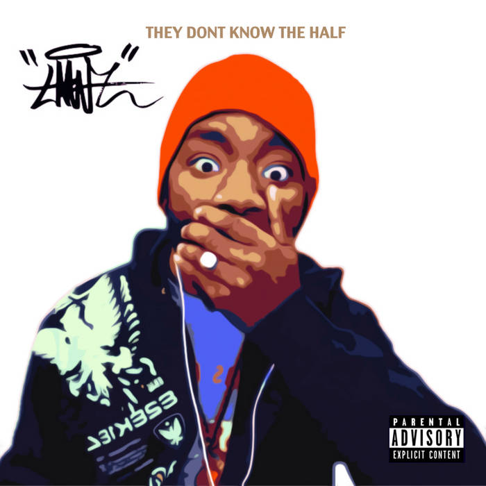 They Dont Know The Half cover art
