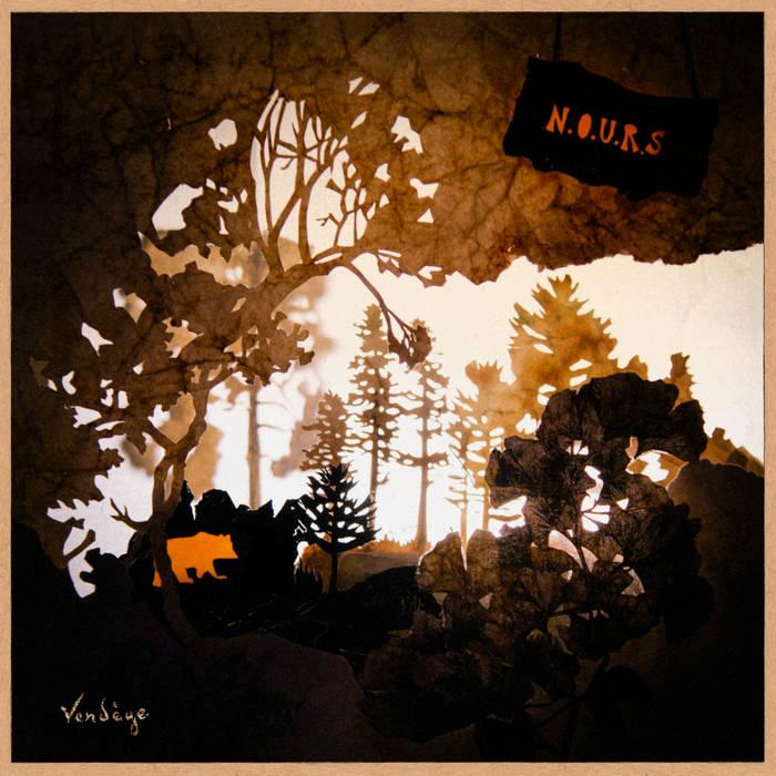 N.O.U.R.S. EP (2013) cover art