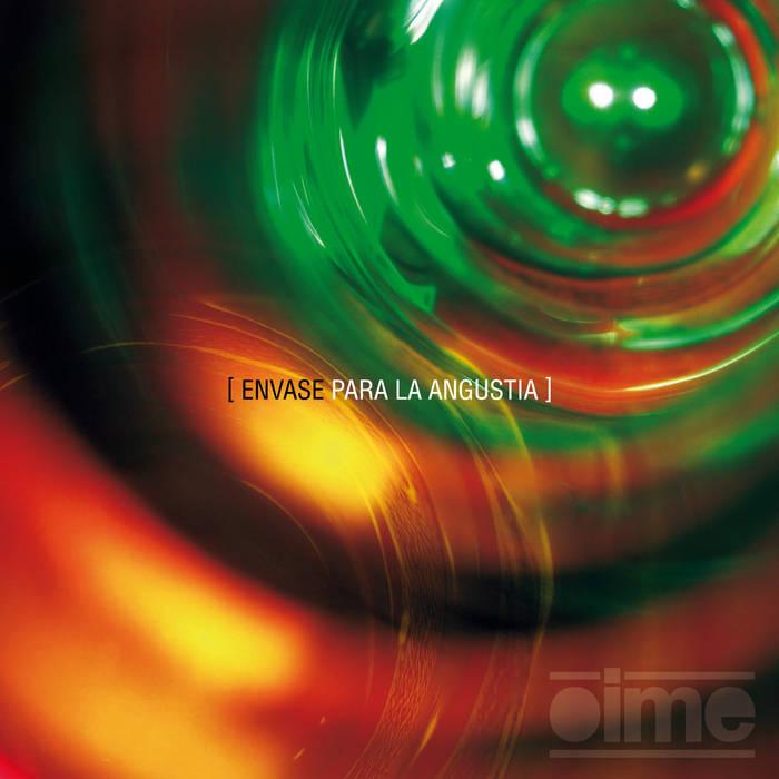 Envase para la Angustia cover art