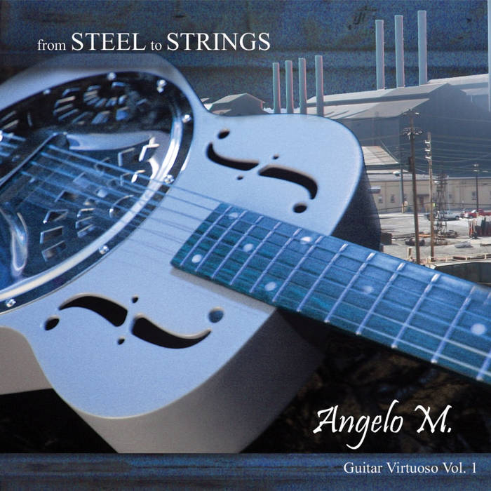 From Steel To Strings cover art