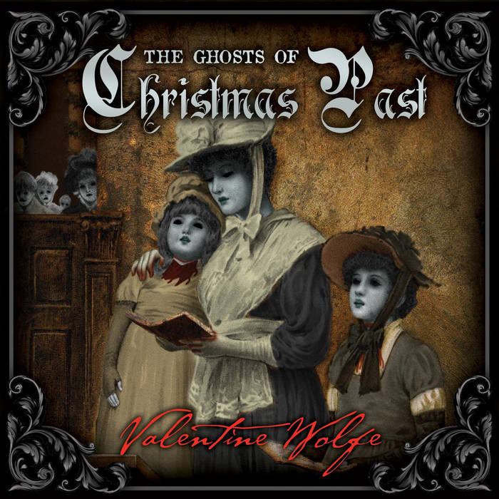 The Ghosts of Christmas Past cover art