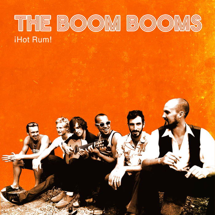 Hot Rum! cover art