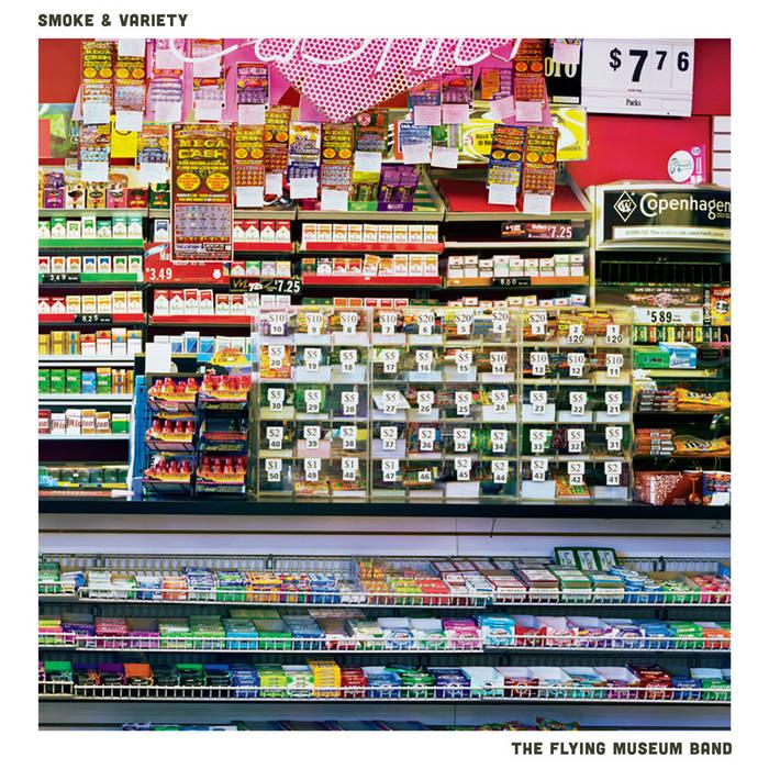 Smoke & Variety cover art