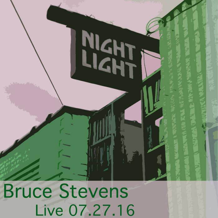 Live at Nightlight (7.27.16) cover art