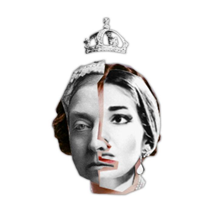 De la Reine (cassette EP) cover art