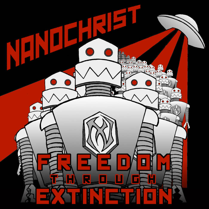 Freedom Through Extinction cover art