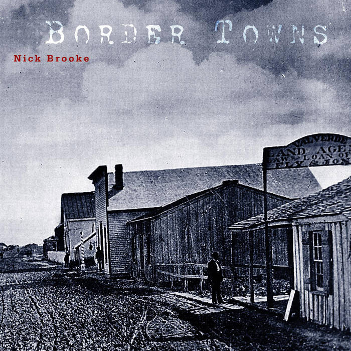 Border Towns cover art