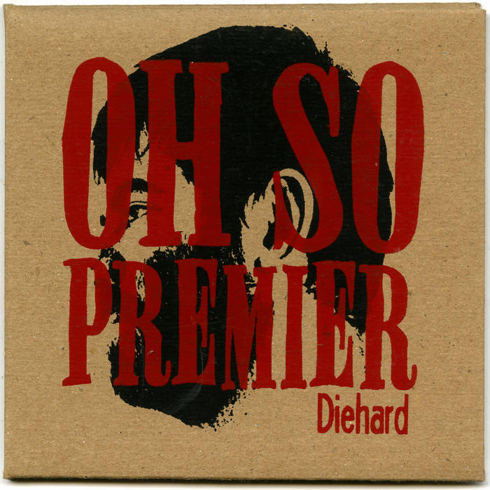Oh So Premier cover art