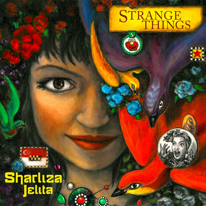 Strange Things cover art