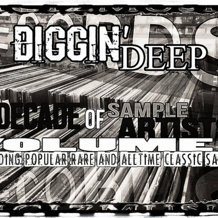 Diggin Deep Vol. 4 cover art