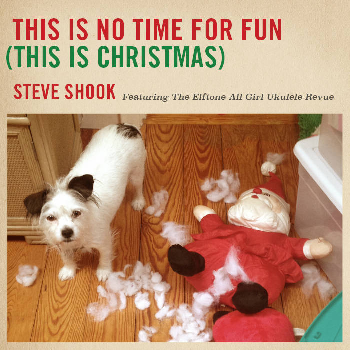 This is No Time For Fun (This is Christmas) cover art