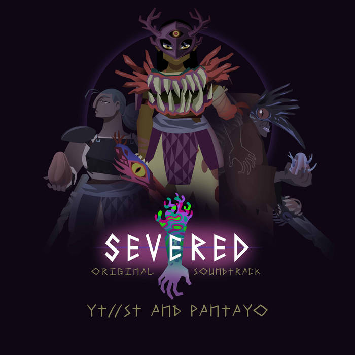 Severed OST cover art