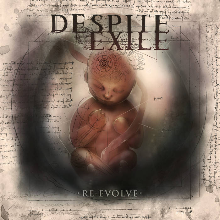 Re-Evolve cover art