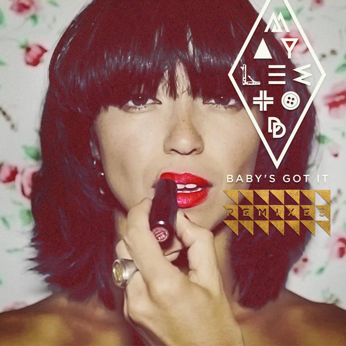 Baby's Got It Remixes cover art