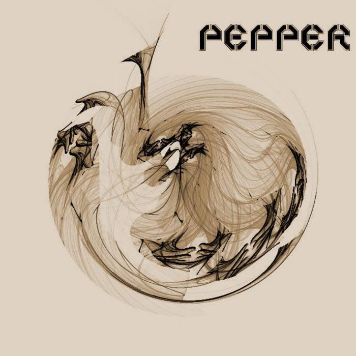 Pepper cover art