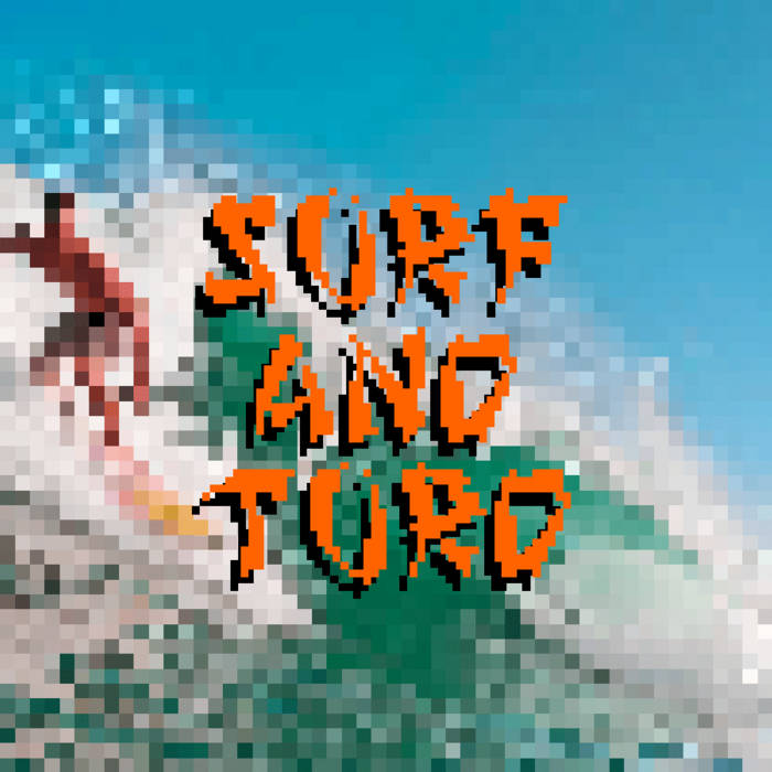 SURF AND TURD cover art