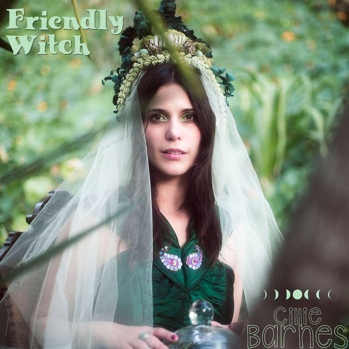 Friendly Witch cover art