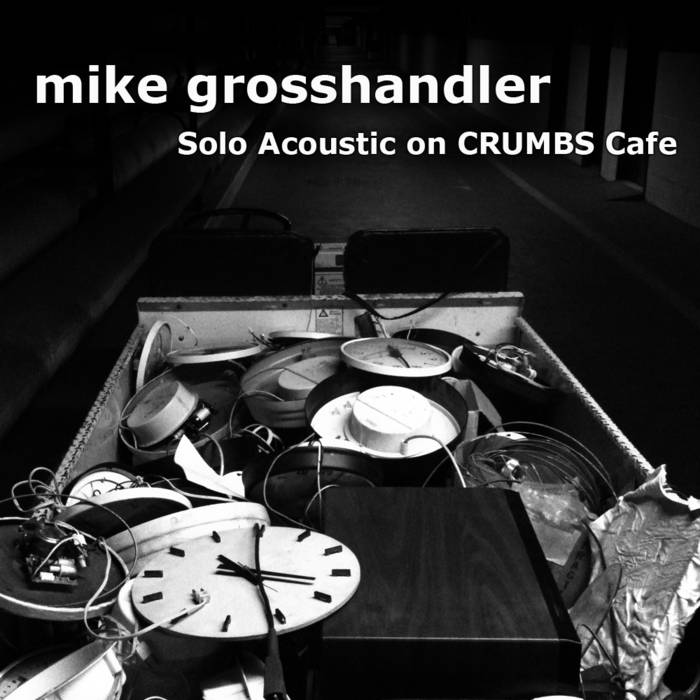 Solo Acoustic on CRUMBS Cafe cover art