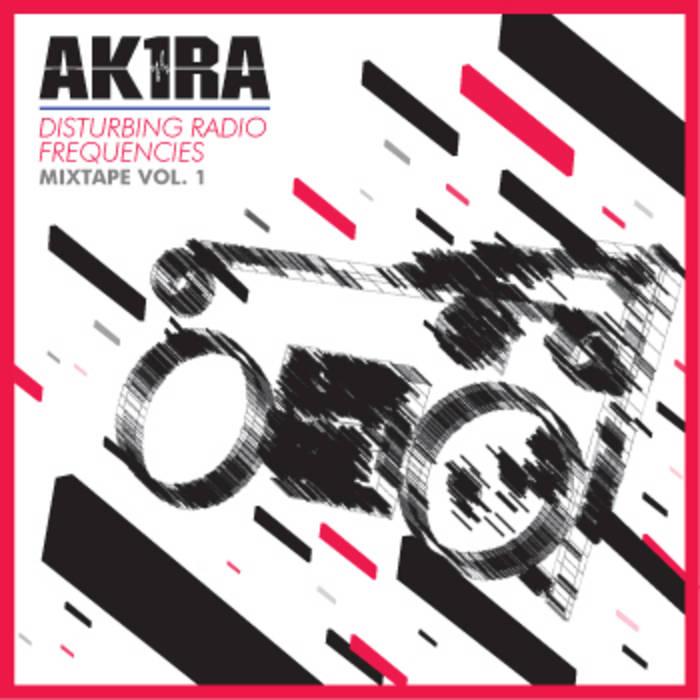 Disturbing Radio Frequencies (DRF) cover art
