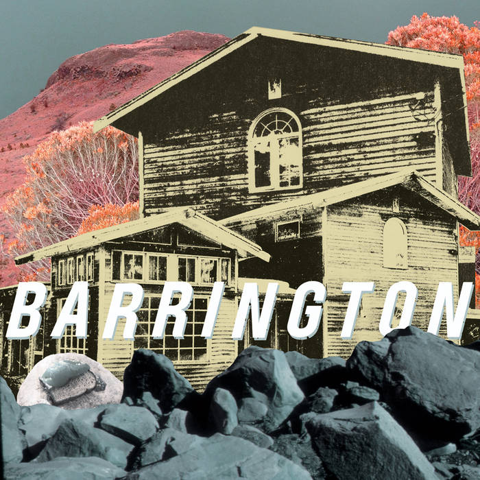 BARRINGTON cover art