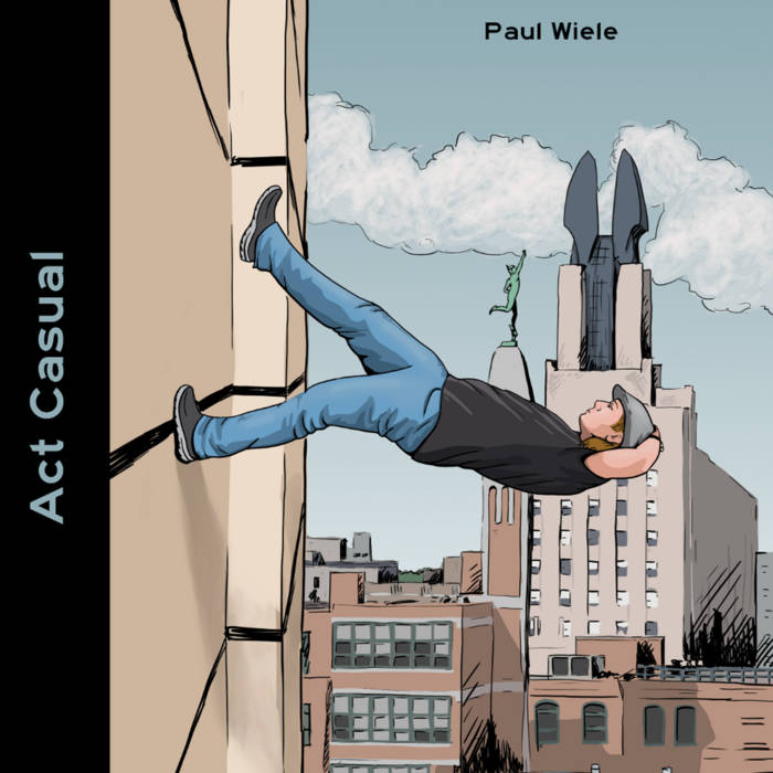 Act Casual cover art