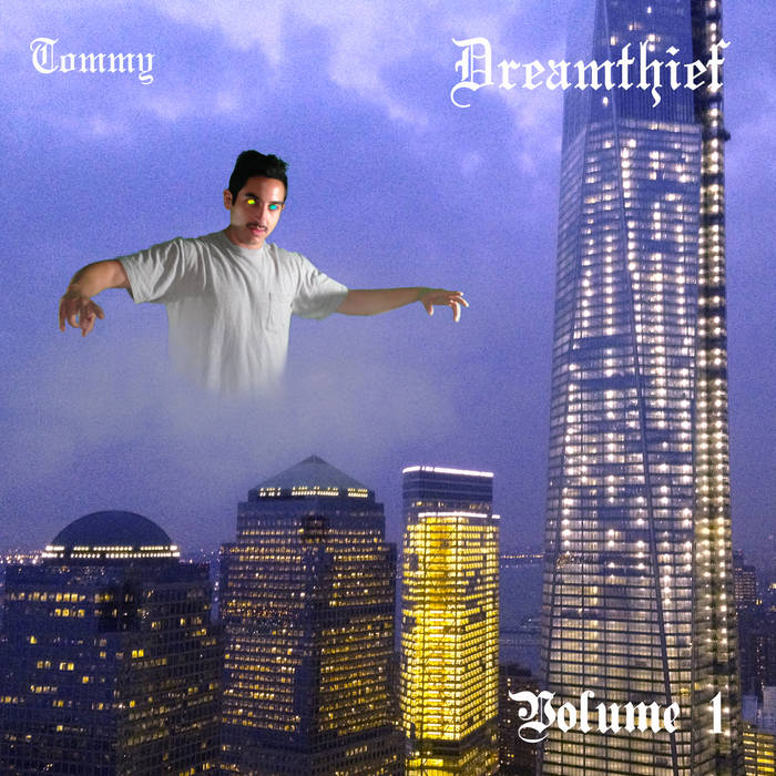 Dreamthief cover art