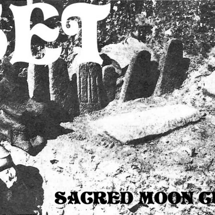 SACRED MOON CULT cover art