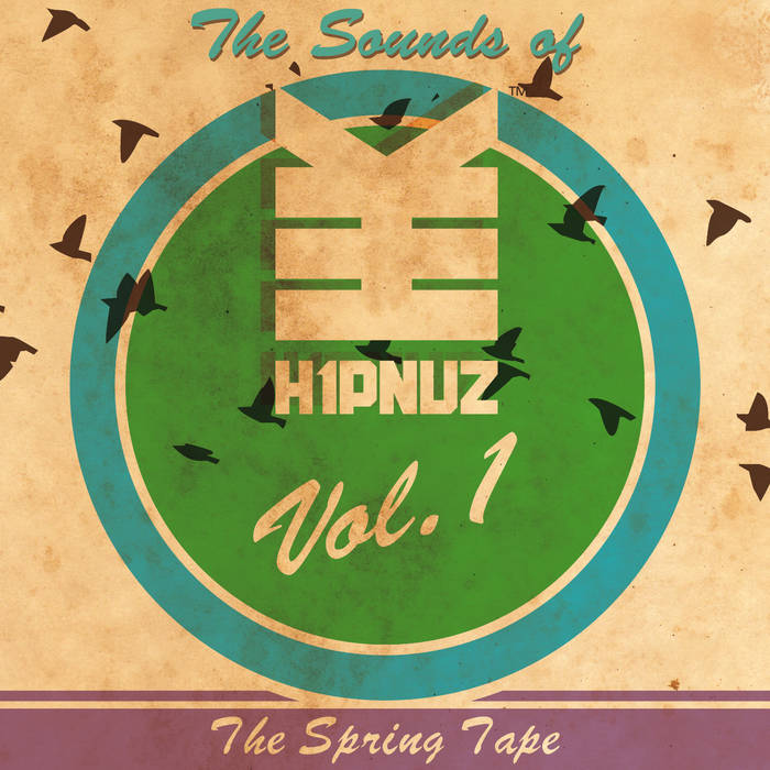 The Spring Tape cover art
