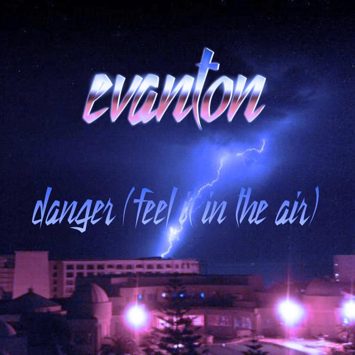 Danger (Feel It In The Air) cover art