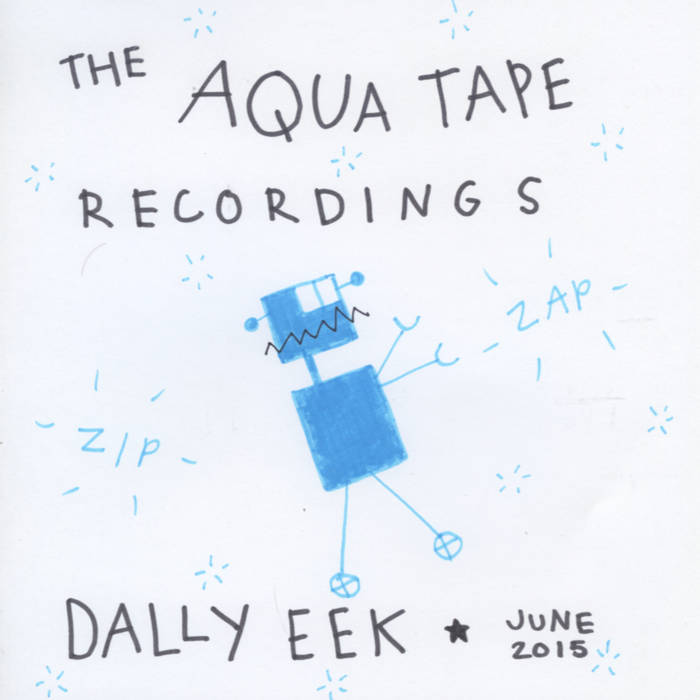 The Aqua Tape Recordings cover art