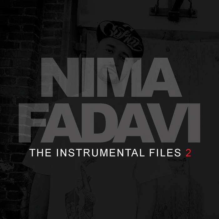 The Instrumental Files 2 cover art